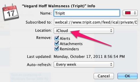 how to add a calendar subscription to icloud